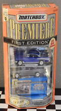 Matchbox Premiere First Edition Chevy Bel-Air 1955 Limited