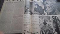 Revista Mensual Kodak N º 1424 Brigitte Bardot 1961 Buen Estado Infolio