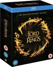 The Lord of the Rings Trilogy (Edition 2015 ) (Blu-ray) *BRAND NEW*