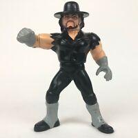 "*The Undertaker* WWF Hasbro 5"" Wrestling Action Figure WWE Series 4 1991 Titan"