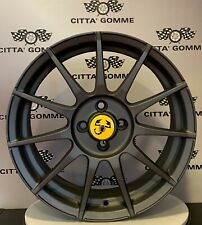 "Cerchi in lega ABARTH Grande Punto e Punto Evo da 16"" NUOVI"" ESSESSE NEW TOP SUP"