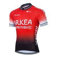 Maillot Team Arkea Samsic 2020 équipe cyclisme Pro été vélo Homme