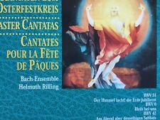 "CD  ""Johann Sebastian Bach - Kantaten zum Osterfestkreis"" BWV 31 & 6 & 42"