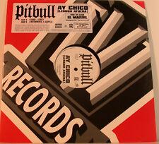 """PITBULL - AY CHICO LENGUA AFUERA 12"""" MAXI (j591)"""