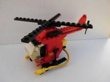 LEGO - 6685 Feuerwehr Löschhubschrauber + Bauanleitung