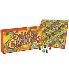 Vintage Snakes and Ladders by House Of Marbles