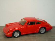 Porsche 911 Carrera 4 Coupe 1989 - Century 18 France 1:43 *34833