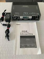 Roland CD-2 CF/CD Recorder mit Netzteil + BDA