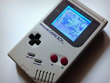 Nintendo GameBoy Original DMG-01 Console - Backlight - Bivert- Pro Sound - Game
