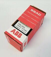 SSAC TDSL120AL ABB Time Delay Relay 120 VAC