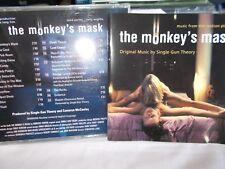 SINGLE GUN THEORY - THE MONKEY'S MASK - OZ 21 TRK CD - OST - ABC - VERY CLEAN