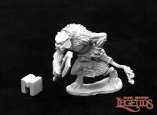 Reaper Miniatures - 03934 - Azarmand, Catfolk Barbarian - DHL