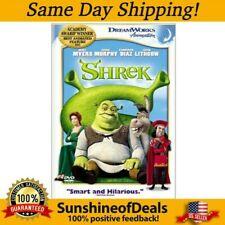 Shrek (Dvd, 2003, Full Screen) Like New Fast Same-Day Shipping!