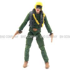 Movie Hasbro Toy Gi joe 25th anniversary WILD BILL 2009 4in. G.I. Joe Figure