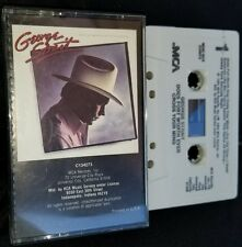 George Strait Does Fort Worth Ever Cross Your Mind Album Cassette Tape 1984 MINT