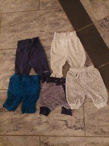 Babykleidung: Hosen Jungen 50/56