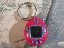 Tamagotchi Virtual Pet Pink Clock