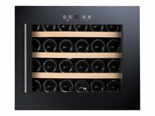 Baumatic BWC455BGL Drinks and Wine Cooler Fridge-Black