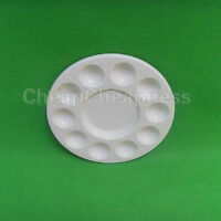 Artist Painting Pallet Plastic Round Palette Paint Wholesale Crafts Art Supply !