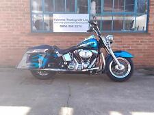Harley-Davidson FLSTC Soft Tail Heritage Classic Custom Bagger 2000