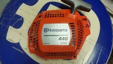 Husqvarna 440 OEM Starter Assembly Part# 544287002