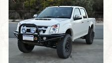 HOLDEN RODEO RA7, 2007- 10/2008,  XROX BULL BAR, ADR, BASH PLATE, IN STOCK NOW