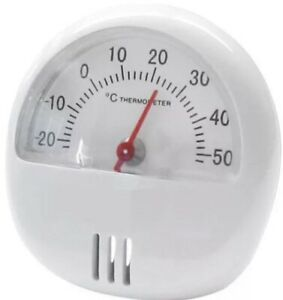 MAGNETIC THERMOMETER With Stand Room Fridge Home Temperature Kitchen House