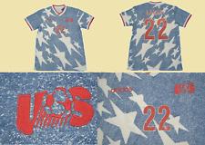 usa 1994 world cup jersey shirt 1994 world cup playera usa 94 lalas away