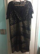 Marina Plus Size Lace Dress Size 20