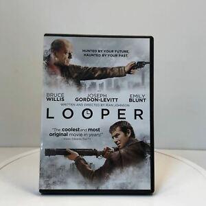 Used - Looper - DVD
