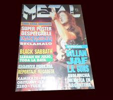 IAN GILLAN 1993 - Metal Magazine #195 Argentina