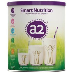 A2 Smart Nutrition Milk Drink 750g - 澳大利亚原装进口 a2 儿童成长奶粉 (4-12岁) 750g/罐