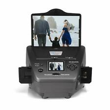 All-in-One High Resolution 16MP Film Scanner Converts 35mm/135slides&Negatives