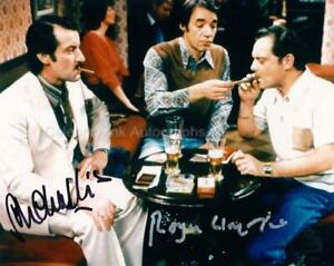 ROGER LLOYD PACK & JOHN CHALLIS Only Fools And Horses GENUINE AUTOGRAPHS