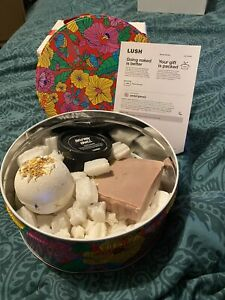 Lush Winter Garden Gift Set - Honey I Washed The Kids Soap Helping Hands Cream