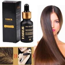 YIBER Natural Hair Growth Serum Essence Oil 20ml - Hair Fiber - Grow Hair Faster