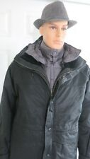New CP Company Black Down Insulated Winter Coat. Size M (50)