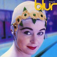 BLUR LEISURE LP VINYL 33RPM 2012 NEW REPRESS
