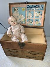 Dy-Dee Baby Doll In Trunk With Graphics