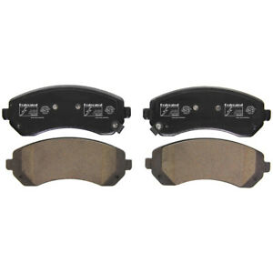Disc Brake Pad Set-SST Front Federated D844C