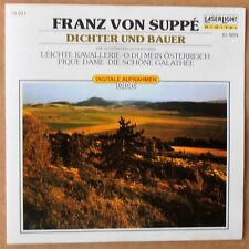 Franz von Suppé - Ouvertüren - Hungarian State Opera Orchestra - CD