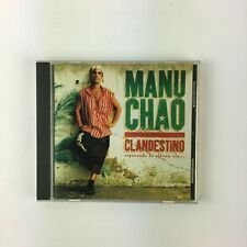 Manu Chao Clandestino Esperando ia Ultima Ola .. Original Recording CD