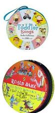 Roald Dahl: 10 Phizz-whizzing Audiobooks With Other Toddler Songs Audio Collecti