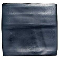 Pool Table Cover - Heavy Duty 7' Black Naugahyde Billiard Cover