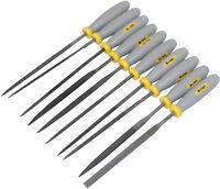 10 Piece Professional Needle File Set 140mm