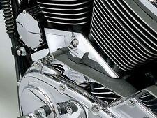 HARLEY DAVIDSON XL 883/1200 SPORTSTER Chrome Cylinder Base Cover KURYAKYN 8141