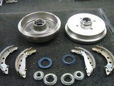 VW GOLF MK1 CABRIOLET GTI BRAKE DRUM WHEEL BEARING BRAKE SHOE REAR