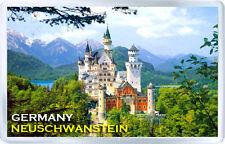 NEUSCHWANSTEIN GERMANY FRIDGE MAGNET SOUVENIR NEW IMÁN NEVERA