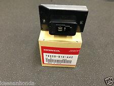 Genuine OEM Honda Civic CR-V Insight Blower Motor Resistor Transistor
