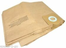 Pack x 5 Paper Dust Bags for Parkside Lidl PNTS 1300 B2 Vacuum Cleaner